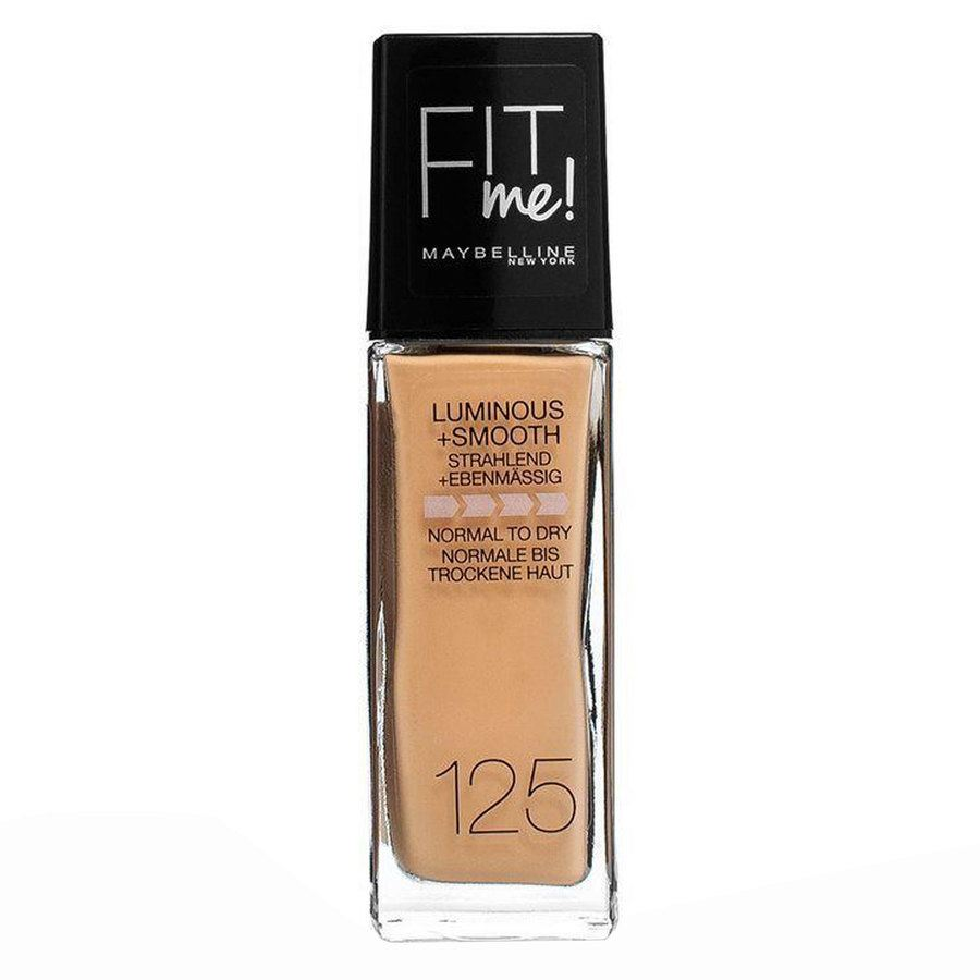 Maybelline Fit Me Liquid Foundation 30 ml – Nude Beige 125