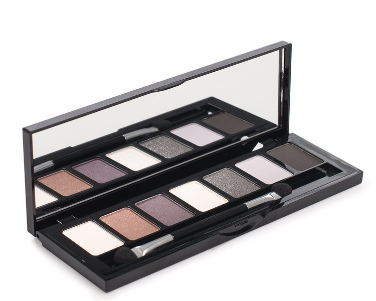 W7 Cosmetics Angel Eyes Silky Eye Shadow Palette – Jet Set