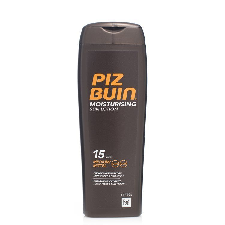 Piz Buin In Sun Moisturizing Sun Lotion SPF15 200 ml
