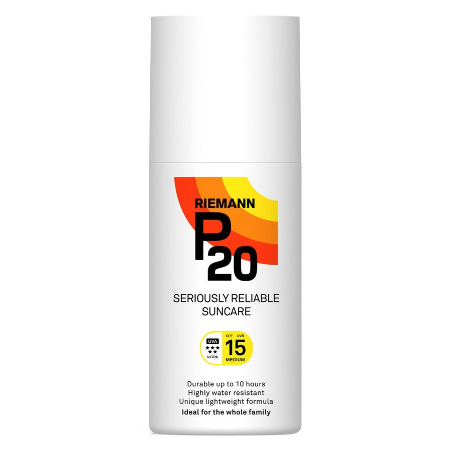 Riemann P20 Spray SPF15 200 ml (Pump Spray)
