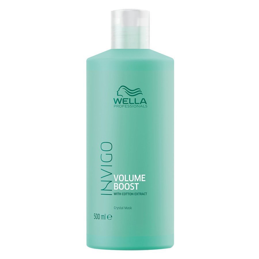 Wella Professionals Invigo Volume Boost Crystal Mask 500 ml