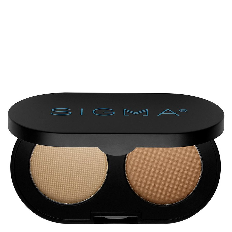 Sigma Color And Shape Brow Powder Duo 3 g - Light