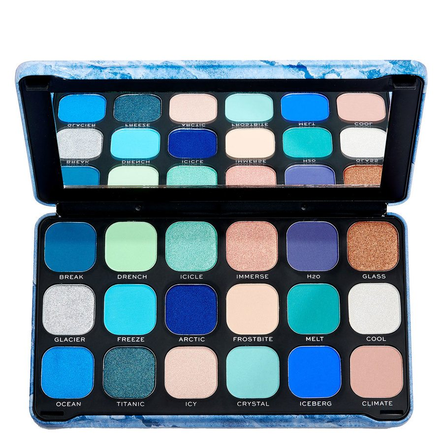 Makeup Revolution Forever Flawless Ice Palette