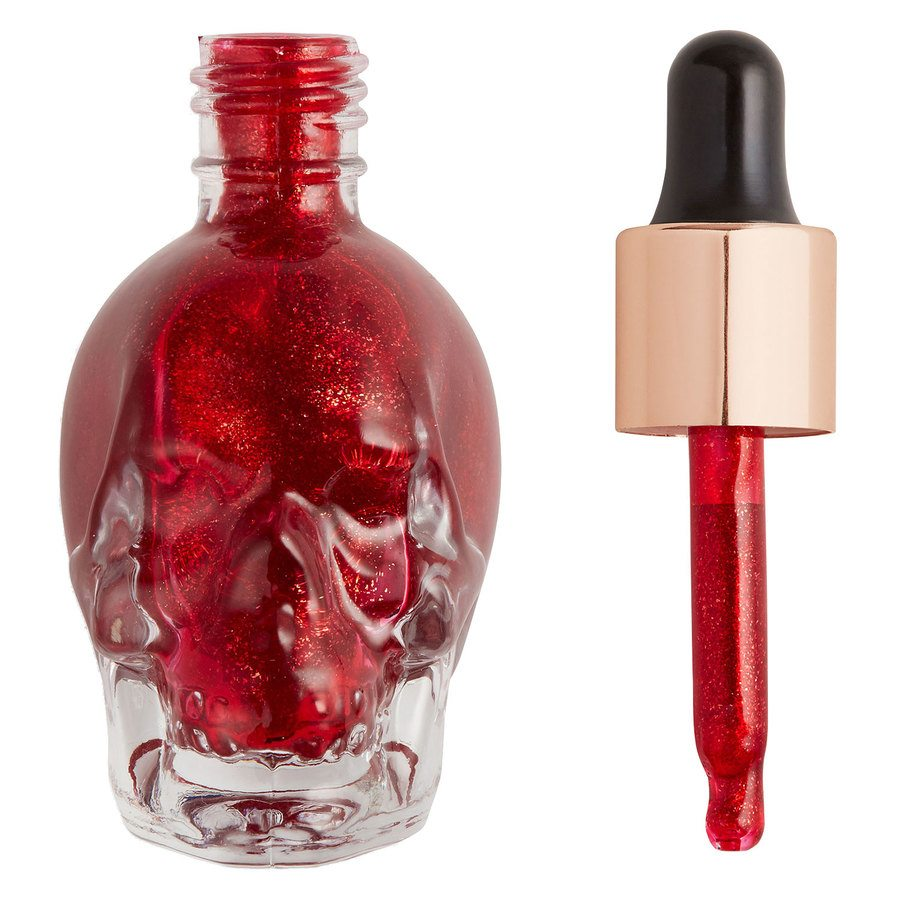 Makeup Revolution Skull Highlighter Blood Of My Enemies 13 ml