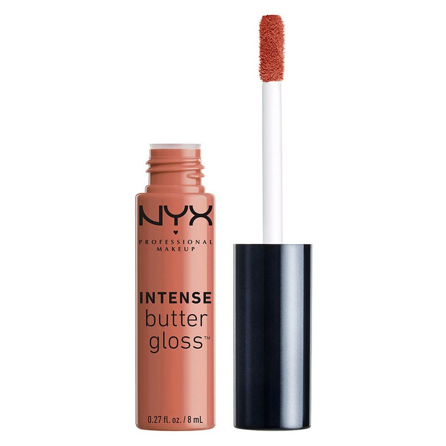 NYX Professional Makeup Intense Butter Gloss 8 ml – Tres Leches IBLG11