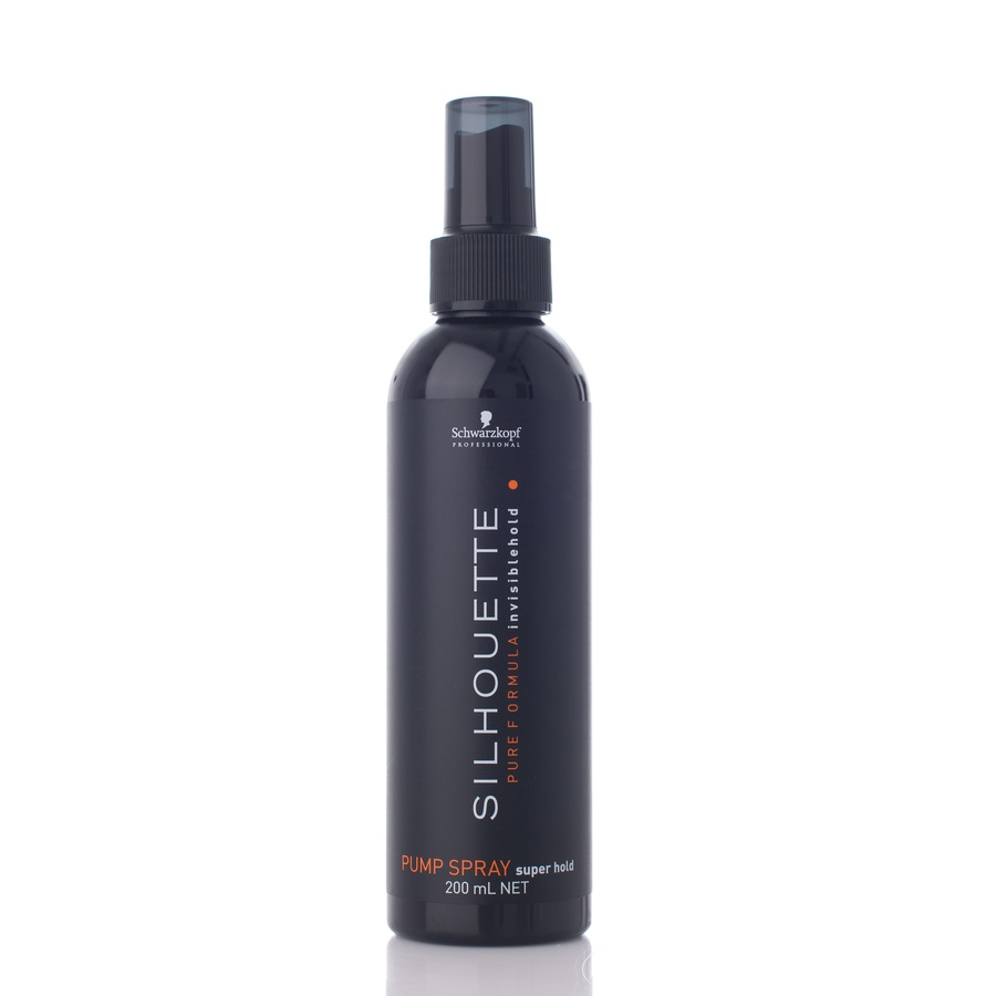 Silhouette Super Hold PumpSpray 200 ml
