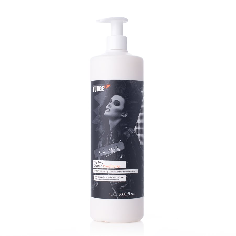 Fudge Big Bold OOMF Conditioner (For Fine Hair) 1000ml
