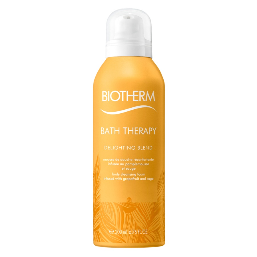 Biotherm Bath Therapy Delighting Blend Cleansing Foam 200 ml