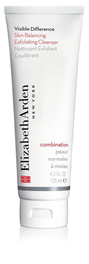 Elizabeth Arden Visible Difference Skin Balancing Exfoliating Cleanser 125 ml