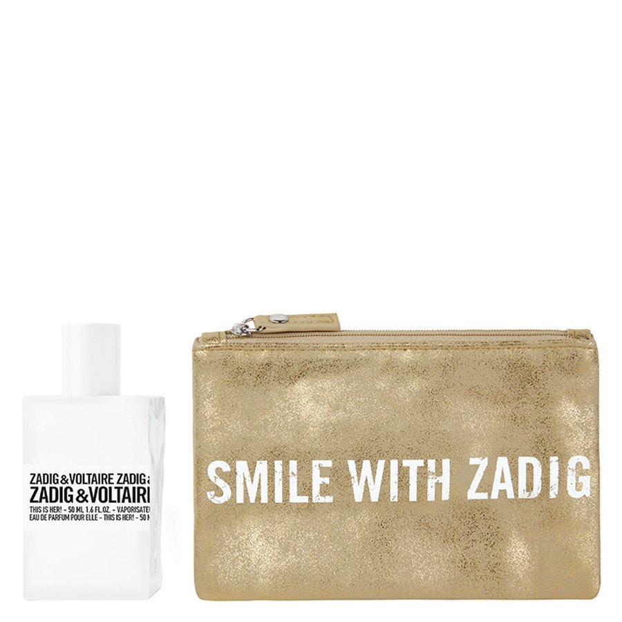 Zadig & Voltaire This Is Her! Lahjapakkaus
