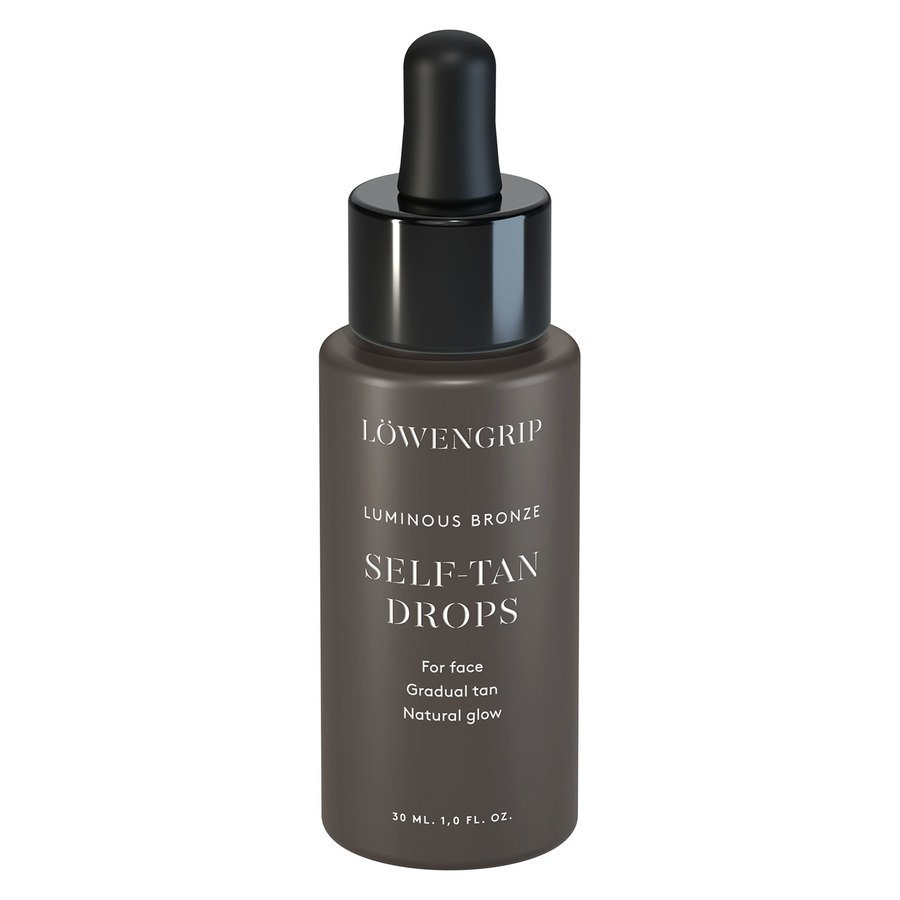 Löwengrip Luminous Bronze Self-Tan Drops 30ml