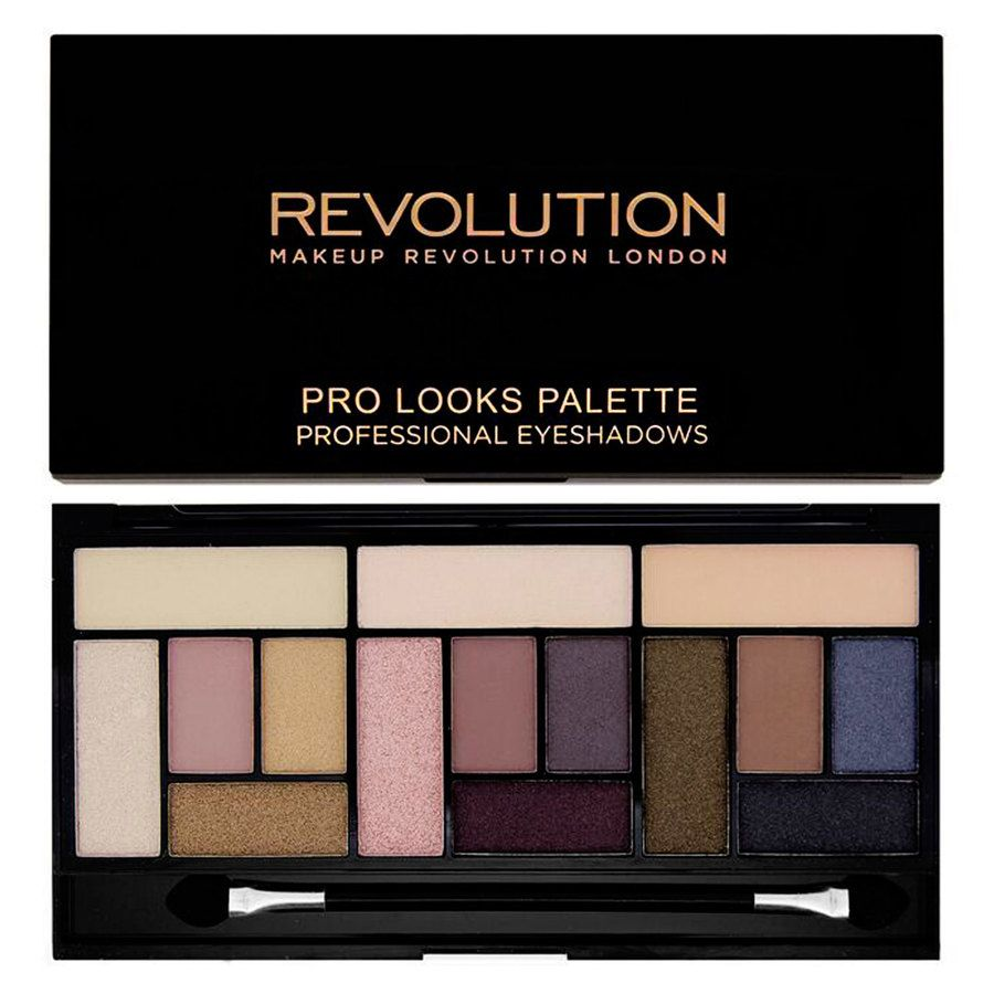 Makeup Revolution Pro Looks Palette 13g – Stripped & Bare