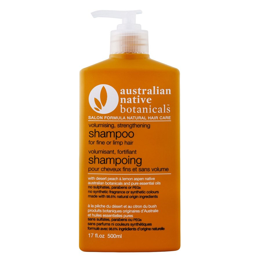 Australian Native Botanicals Shampoo For Fine / Limp Hair 500ml