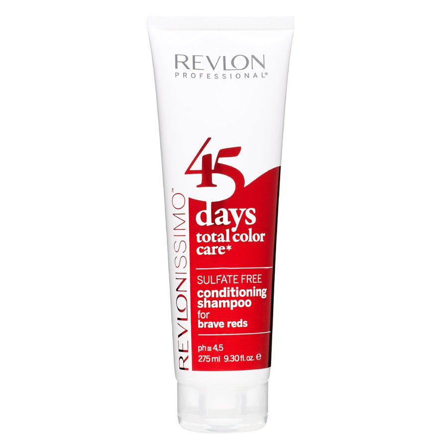 Revlon Professional 45 Days Total Color Care Brave Reds 275 ml