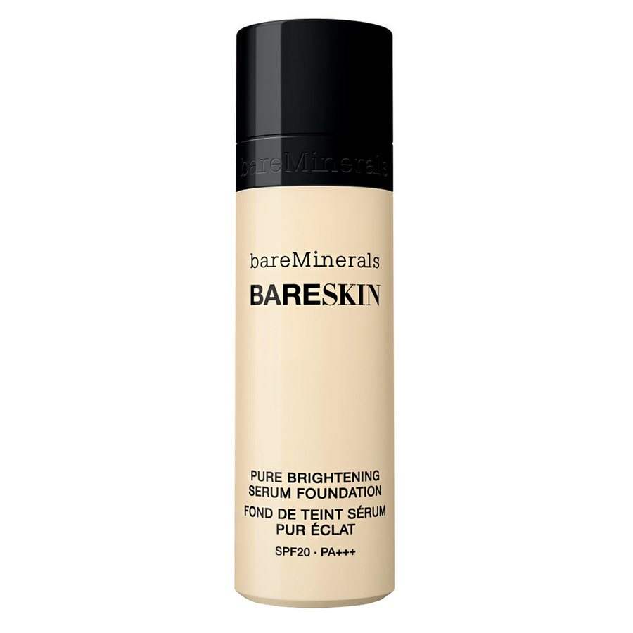 bareMinerals BareSkin Pure Brightening Serum Foundation SPF 20 30 ml – Bare Porcelain 01