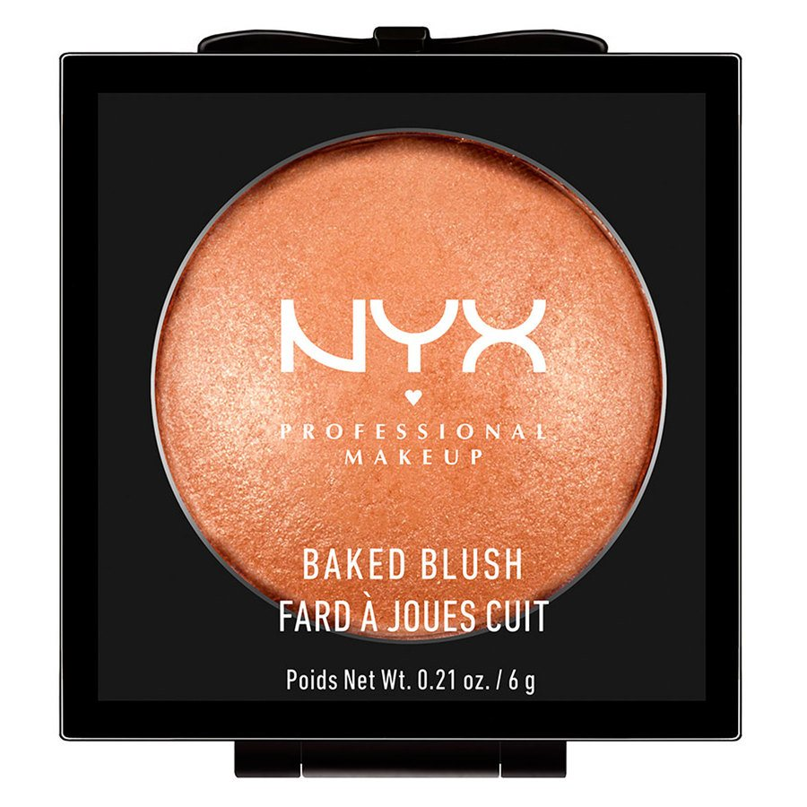 NYX Professional Makeup Baked Blush - Sugar Mama 6,5g