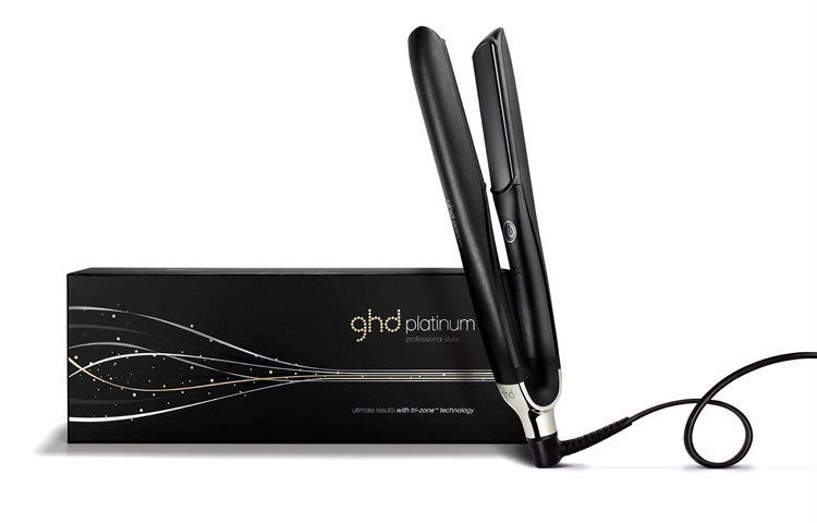 ghd Arctic Platinum Black