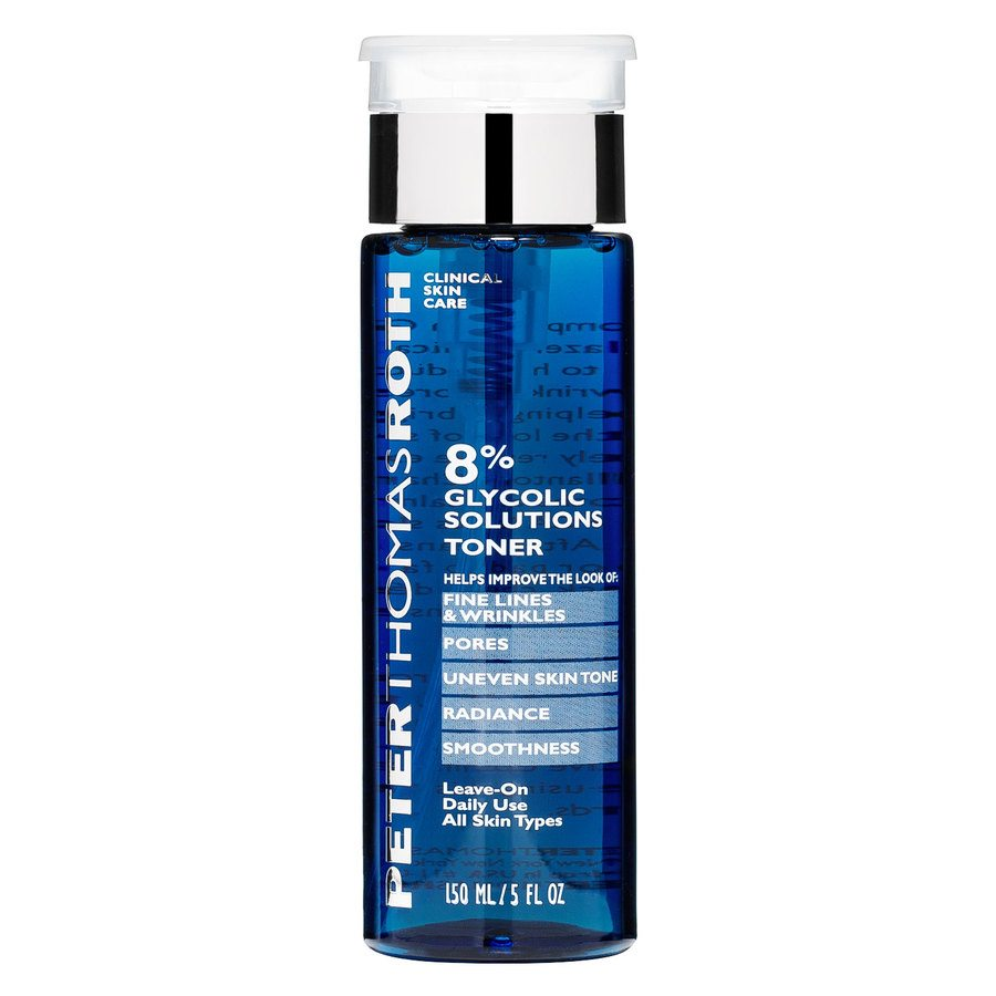 Peter Thomas Roth 8% Glycolic Solutions Toner 150 ml