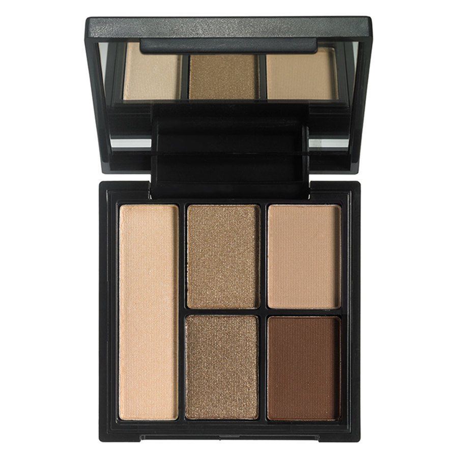 e.l.f. Contouring Clay Eyeshadow Palette – Necessary Nudes