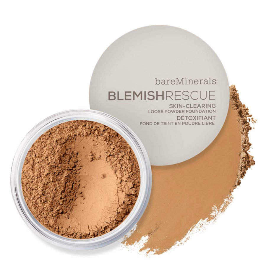bareMinerals Blemish Rescue Skin Clearing Loose Powder Foundation 8 g - Neutral Tan 4N