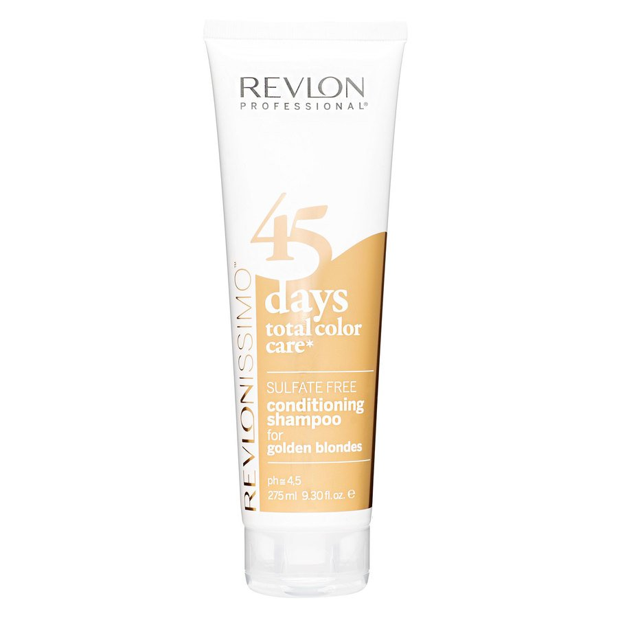 Revlon Professional 45 Days Total Color Care Golden Blondes 275 ml