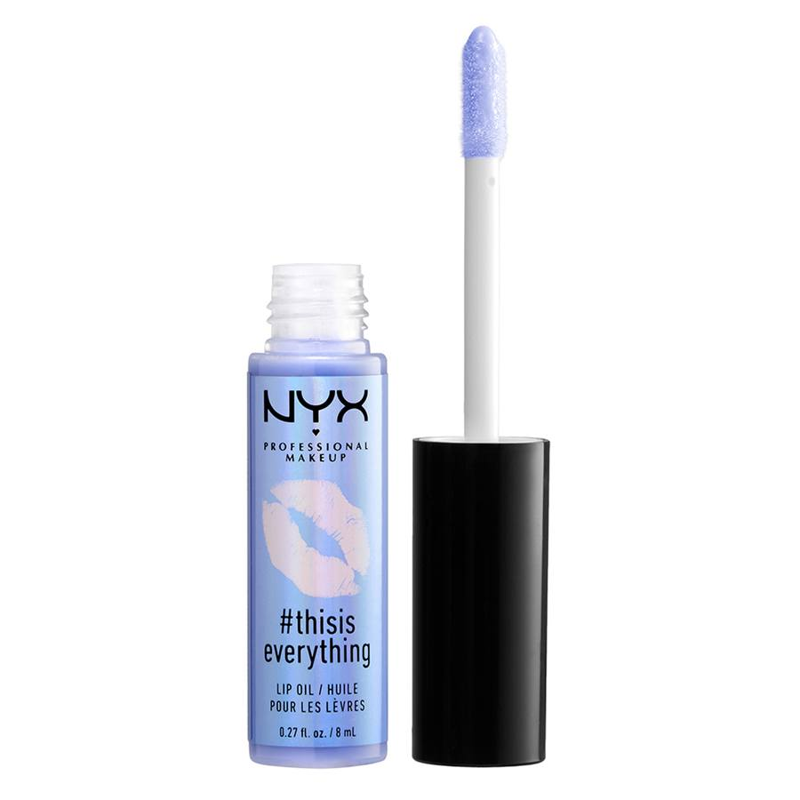 NYX Professional Makeup #THISISEVERYTHING Lip Oil 03 Sheer Lavender 8ml