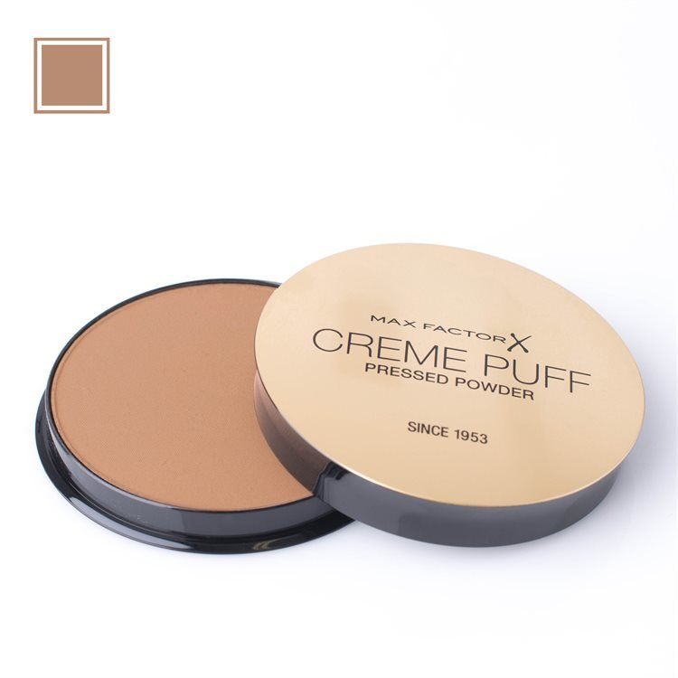 Max Factor Creme Puff Pressed Powder 42 Deep Beige 21g
