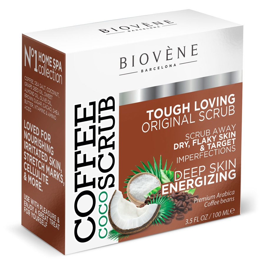 Biovène Coffee Coco Scrub Body & Face 100 ml