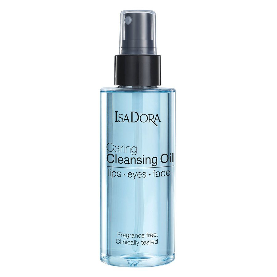 IsaDora Caring Cleansing Oil Lips-Eyes-Face 100 ml
