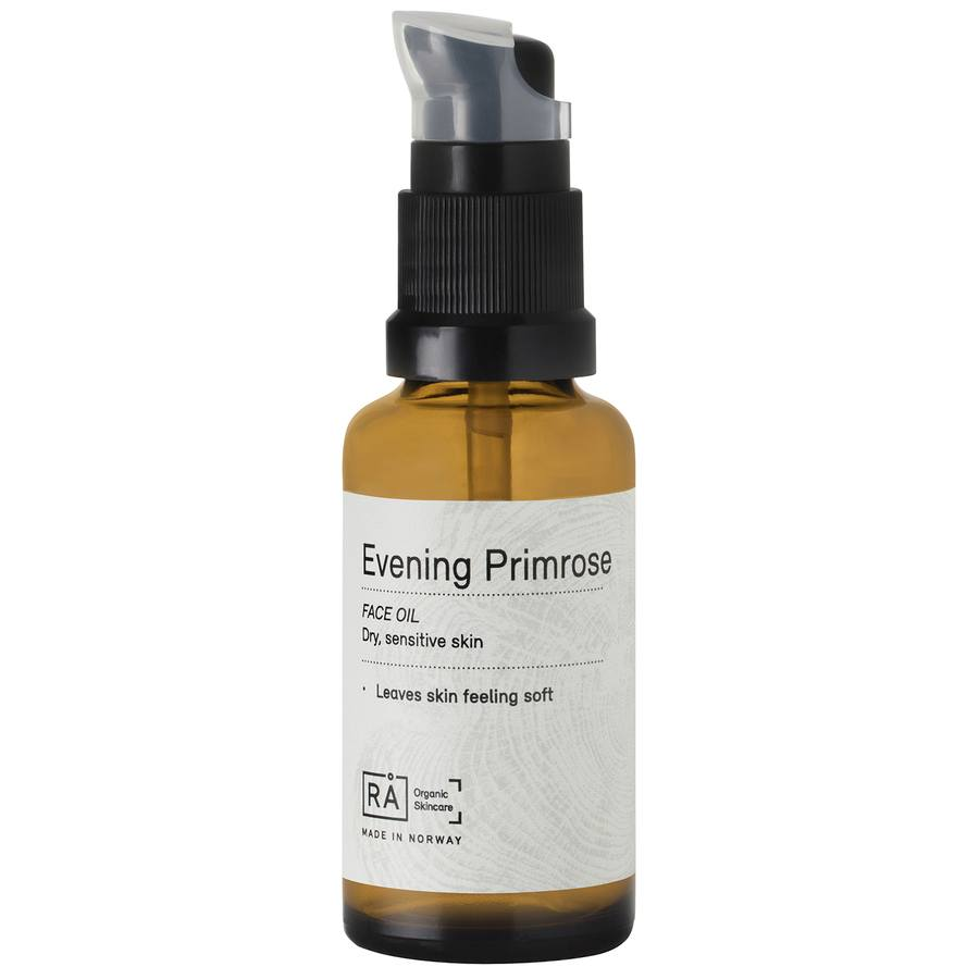 RÅ Organic Skincare Evening Primrose Face Oil 30 ml