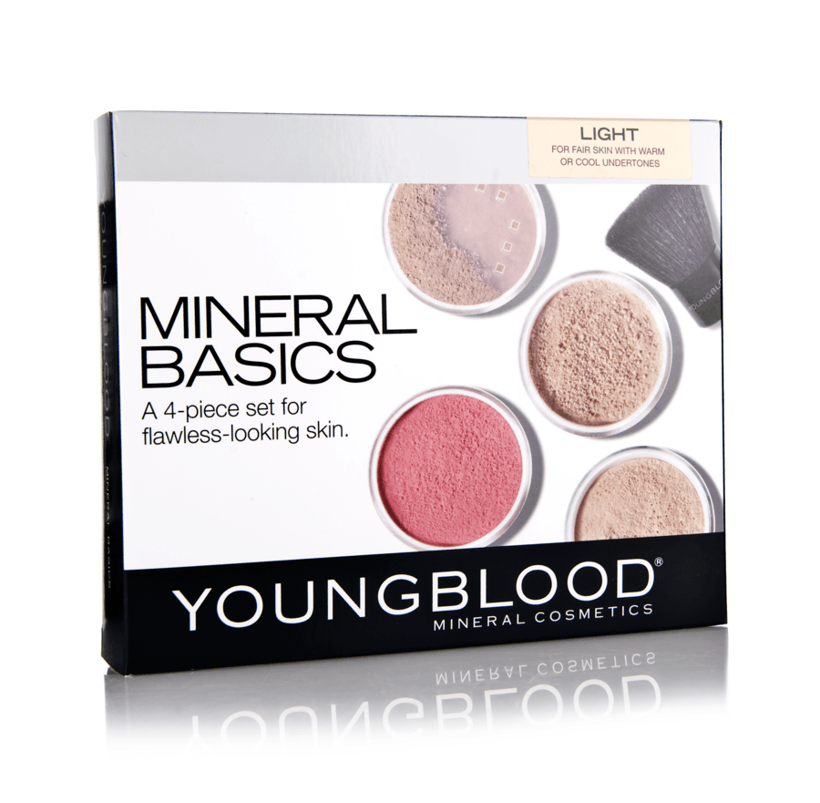 Youngblood Purely The Basics Kit – Light