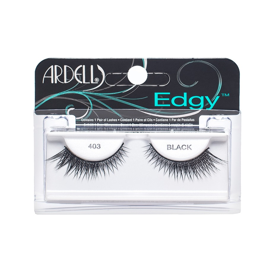 Ardell Cool Fashion Lashes – 403 Black