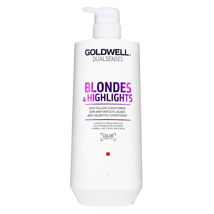 Goldwell Dualsenses Blondes & Highlights Anti-Yellow Conditioner 1 000 ml