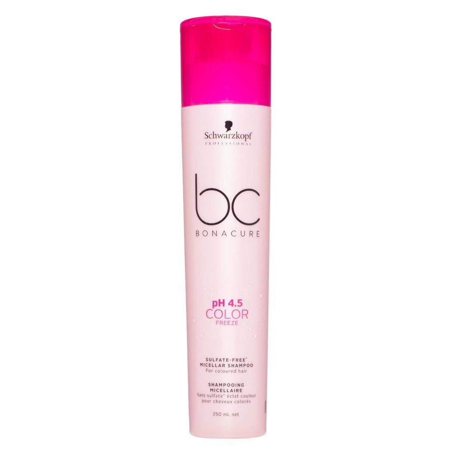 Schwarzkopf BC Bonacure Color Freeze Sulfate-Free Shampoo 250 ml