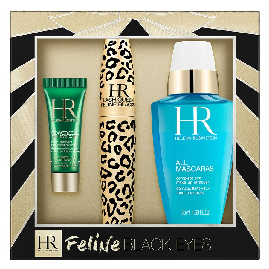 Helena Rubinstein Feline Black Eyes Mascara Set S2 2018