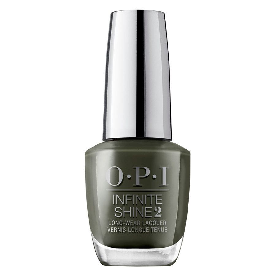 OPI Scotland Collection Infinite Shine 15 ml - Things I've Seen In Aber-Green