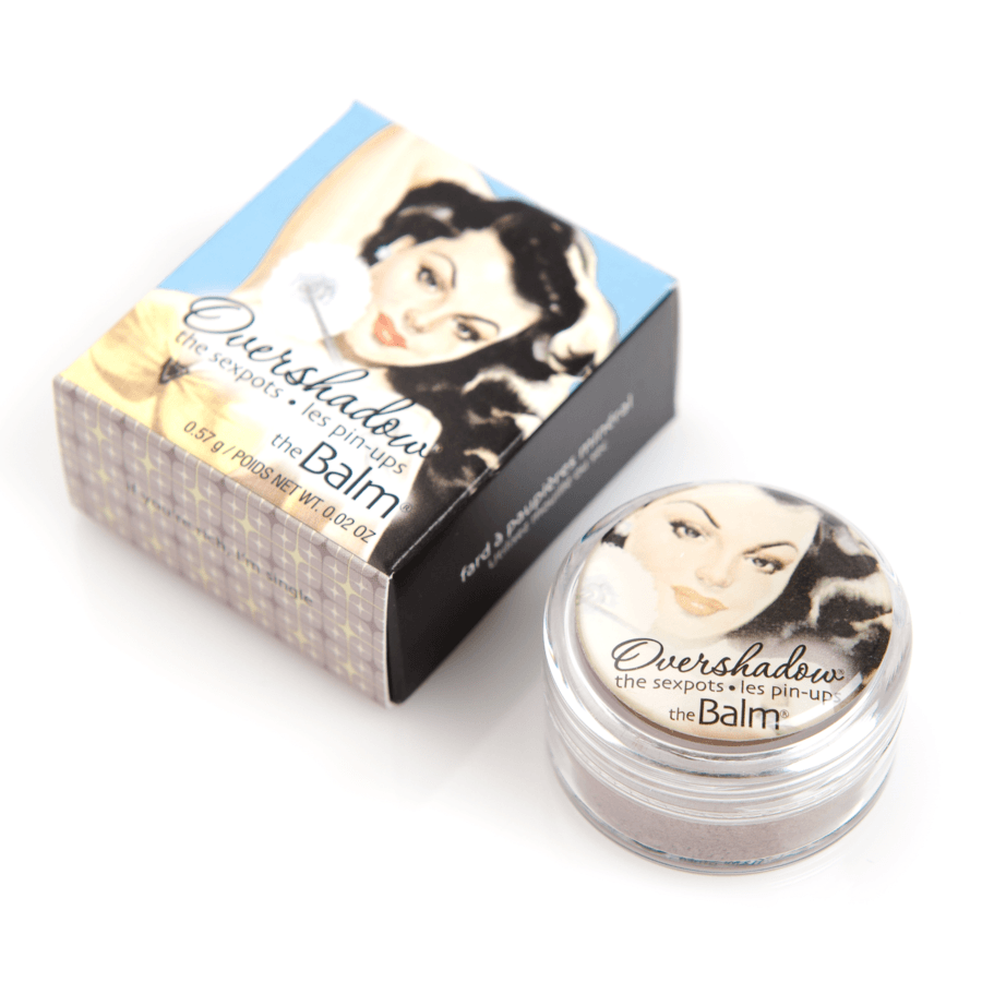 theBalm Overshadow – If You're Rich, I'm Single Shimmering Mauvy Pewter