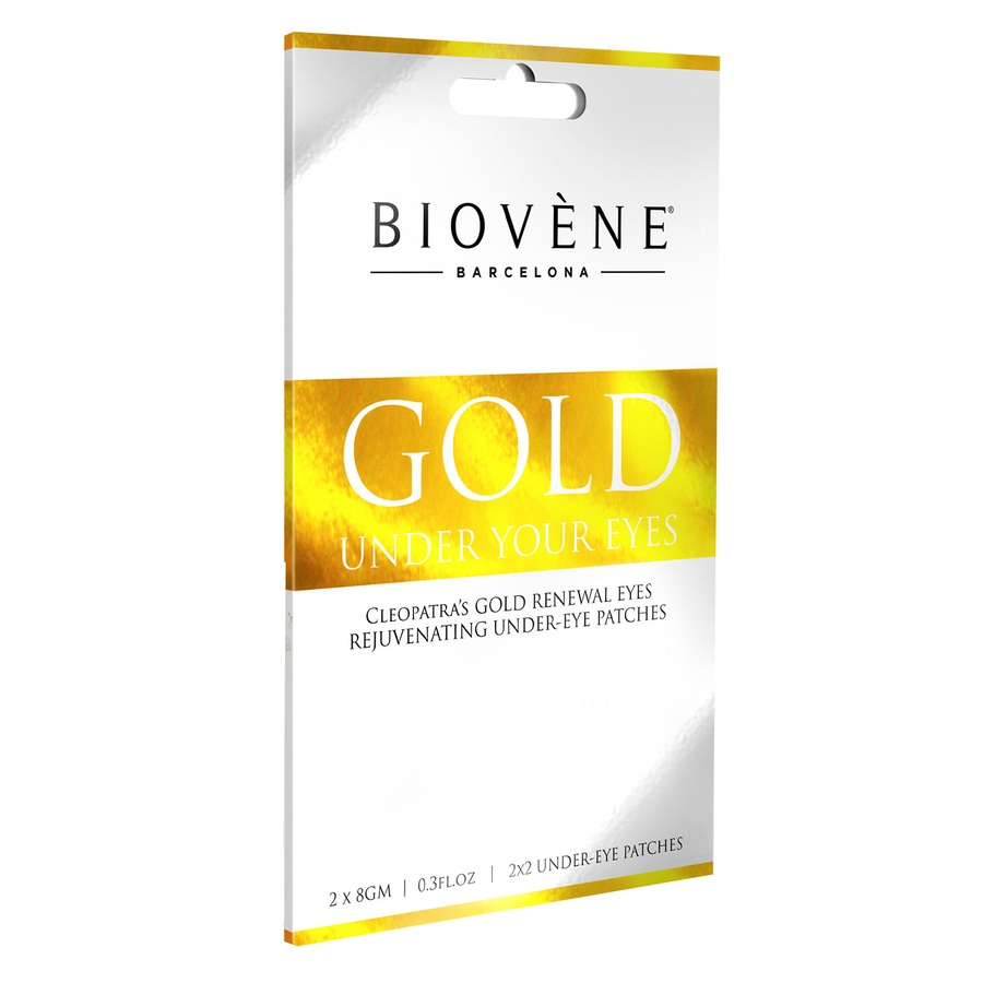 Biovène Cleopatra's Gold Renewal Under Eye Patches 10 kpl