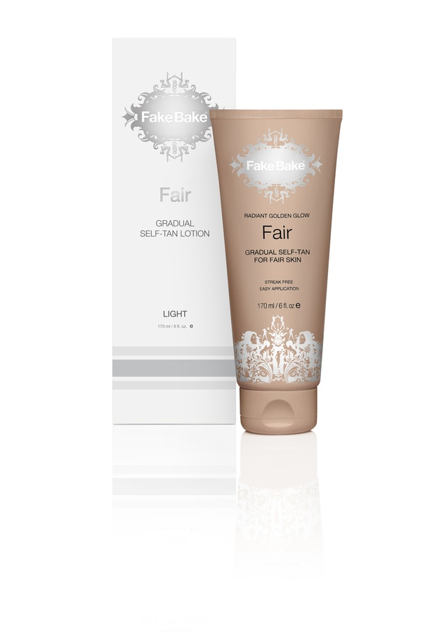 Fake Bake Fair Self Tanning Lotion 170 ml