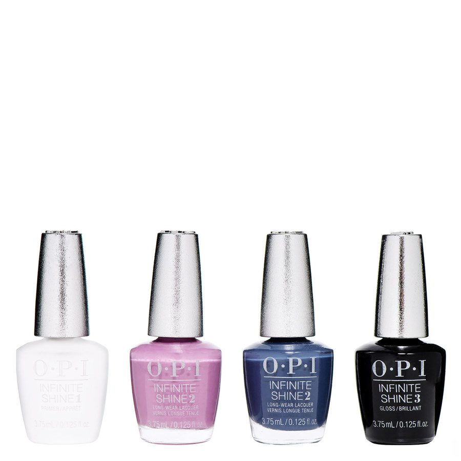 OPI Iceland Collection Infinite Shine Mini 4-Pack