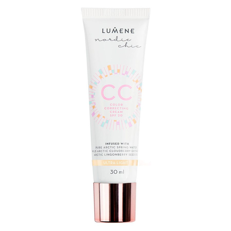 Lumene CC Color Correcting Cream SPF20 Ultra Light 30ml