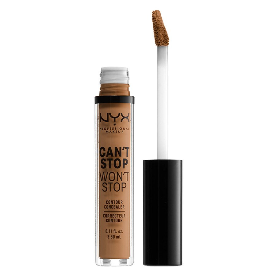 NYX Professional Makeup Can't Stop Won't Stop Contour Concealer Warm Honey 3,5ml