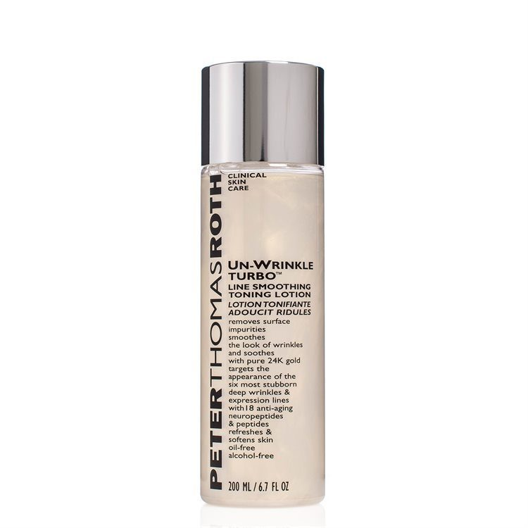 Peter Thomas Roth Un-Wrinkle Turbo Line Smoothing Toning Lotion 200 ml