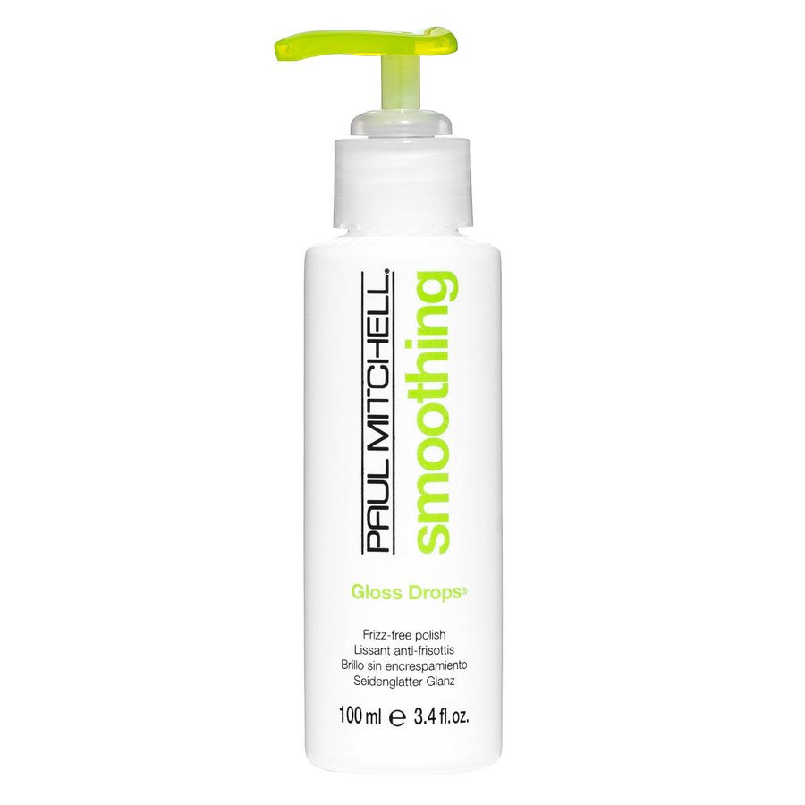 Paul Mitchell Smoothing Gloss Drops Frizz-Free Polish 100 ml