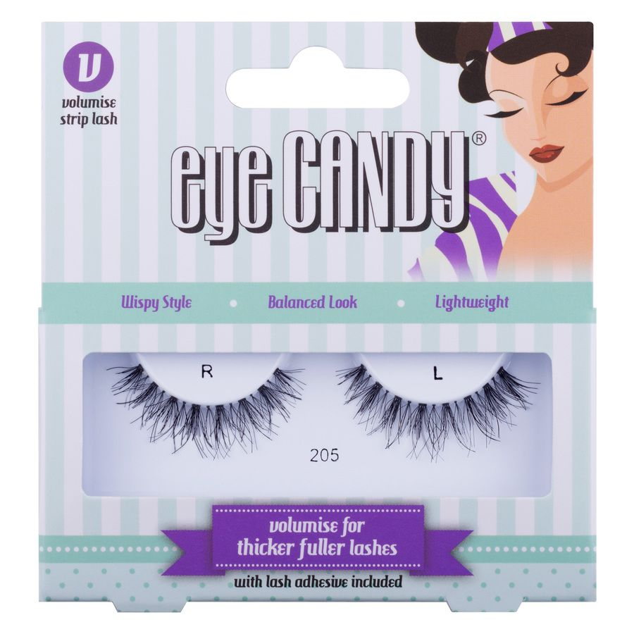 Eye Candy Strip Lash - #205 Volumise