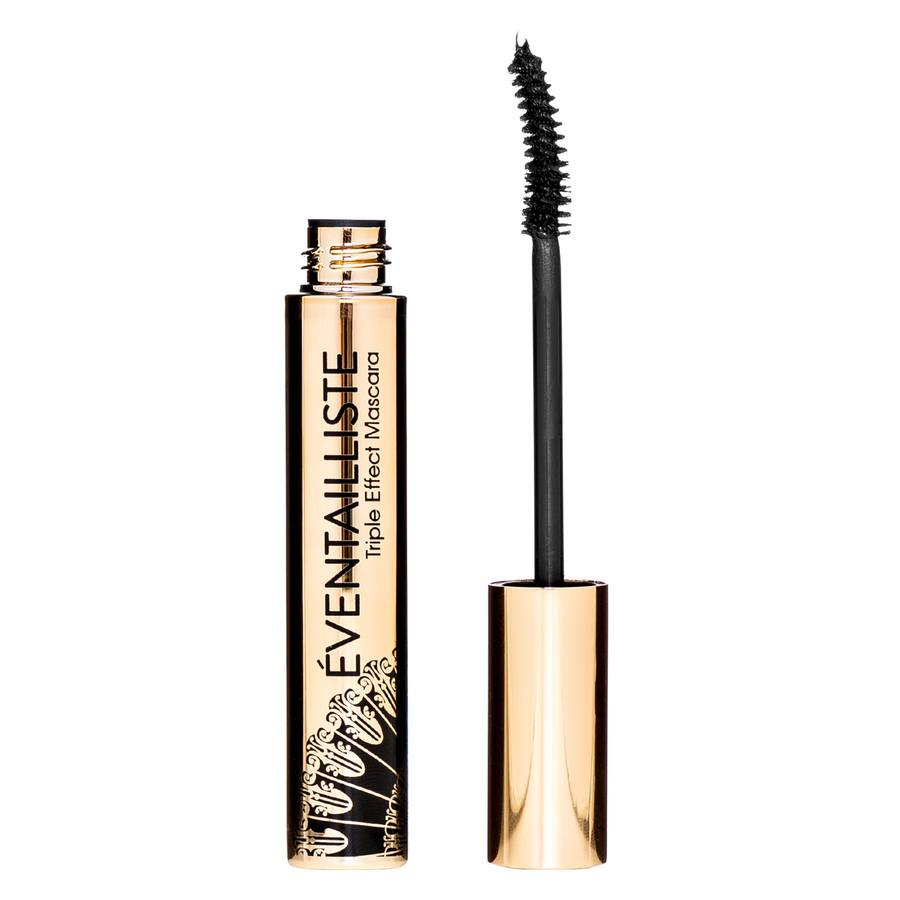 Vivienne Sabo Éventailliste Triple Effect Mascara – 01 Black