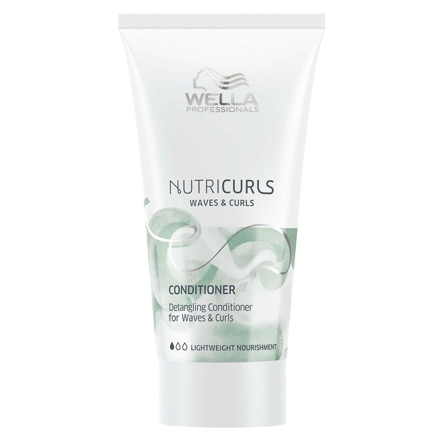 Wella Professionals Nutricurls Detangling Conditioner For Waves & Curls 30 ml