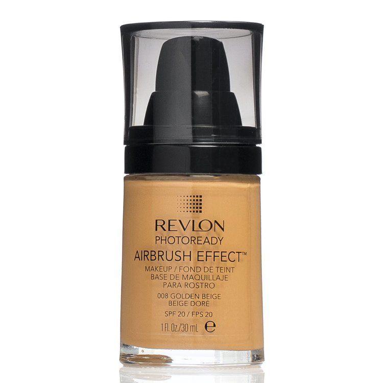 Revlon Photoready Airbrush Effect 30ml – 008 Golden Beige