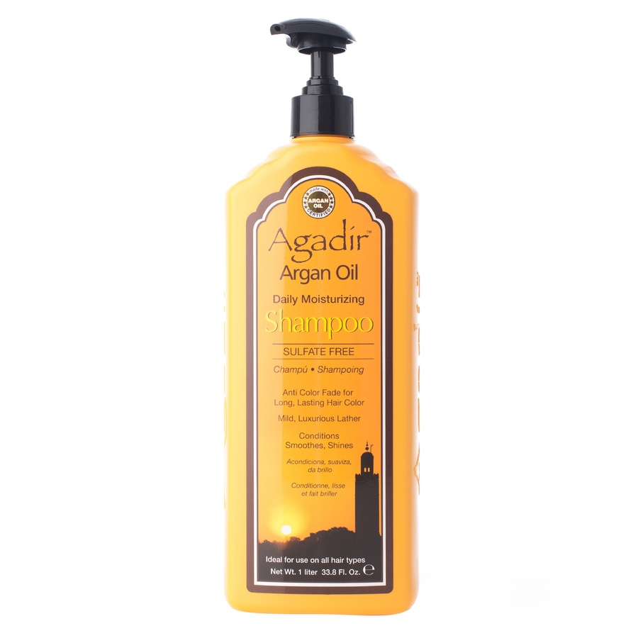 Agadir Argan Oil Daily Moisturizing Shampoo 1 000 ml