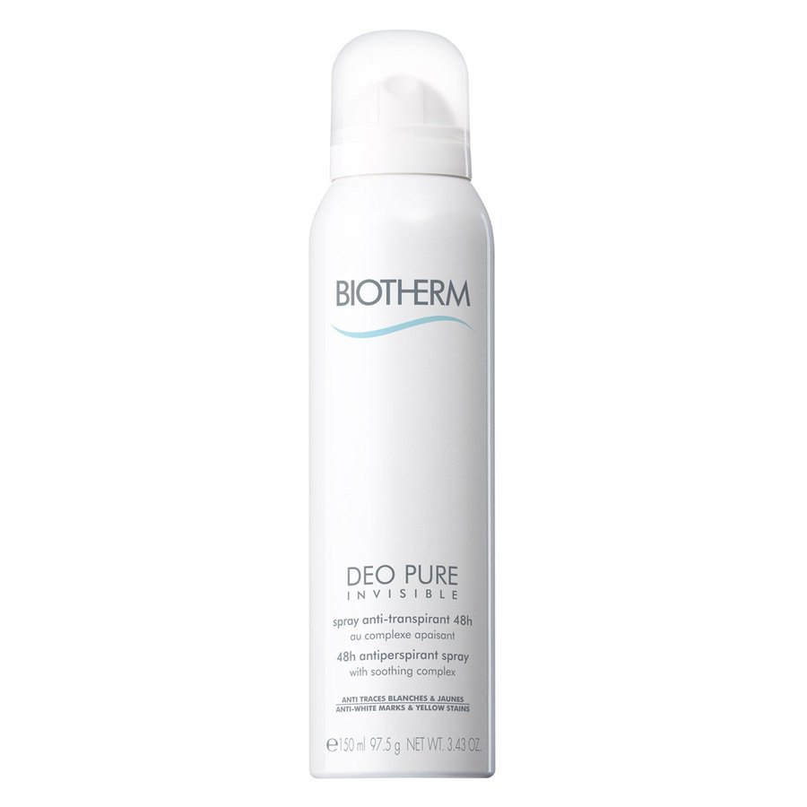 Biotherm Deo Pure Invisible 48 Hour Antiperspirant Spray 150 ml
